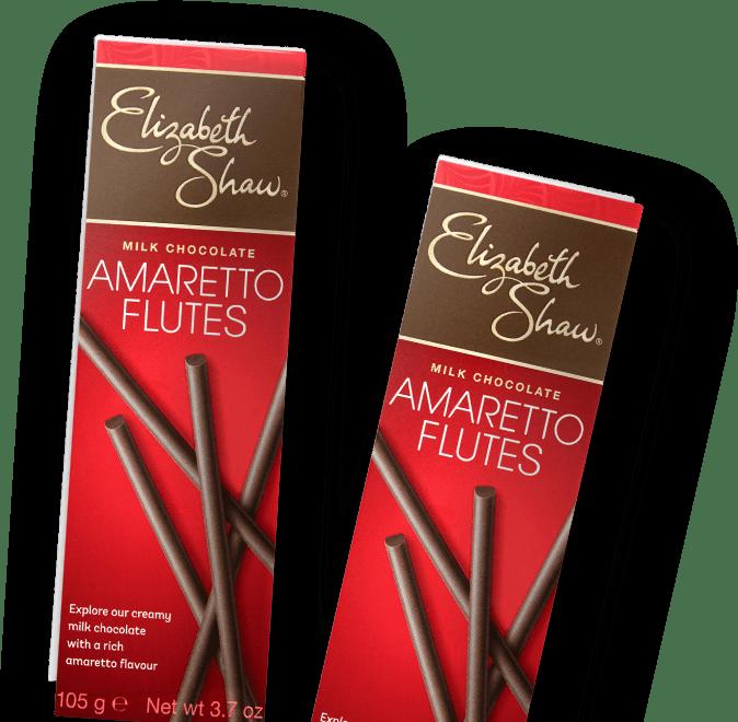 Elizabeth Shaw Amaretto Flutes header pack