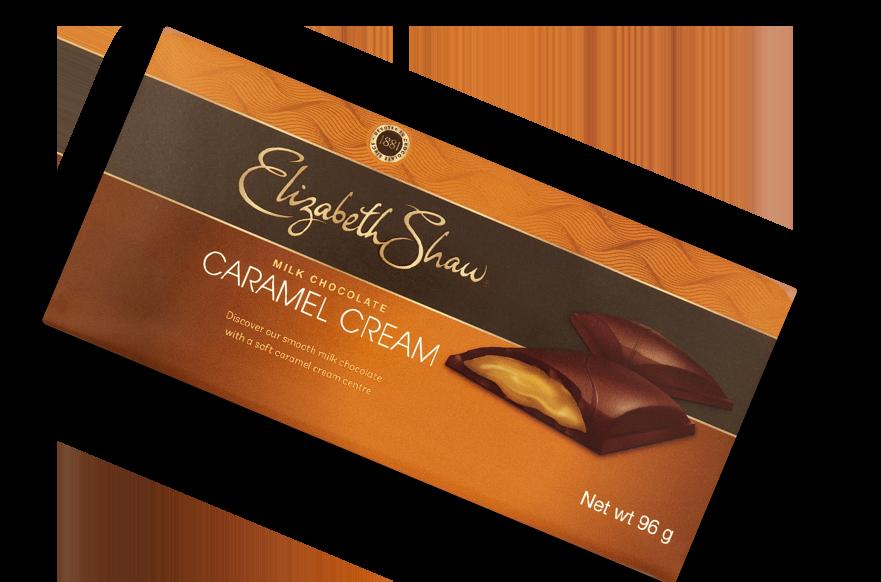 Elizabeth Shaw Caramel Cream Bar
