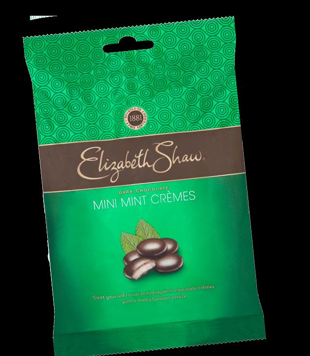 Elizabeth Shaw Mini Mint Cremes bag