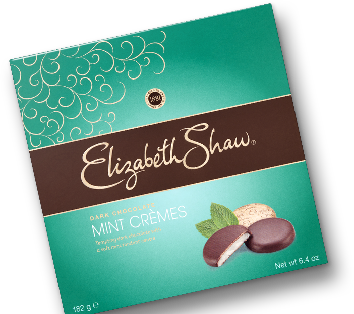 Elizabeth Shaw Mint Cremes pack